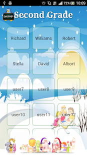 Teach Second Grade for Android- screenshot thumbnail