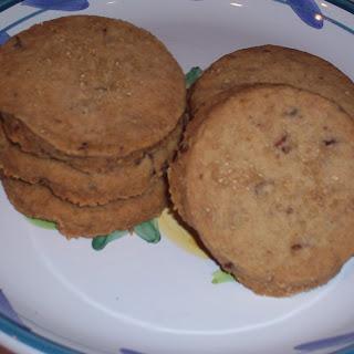World's Best Pecan Shortbread Cookies.