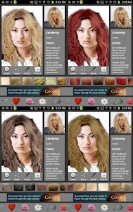 Tremendous Ultimate Hairstyle Try On Android Apps On Google Play Short Hairstyles Gunalazisus