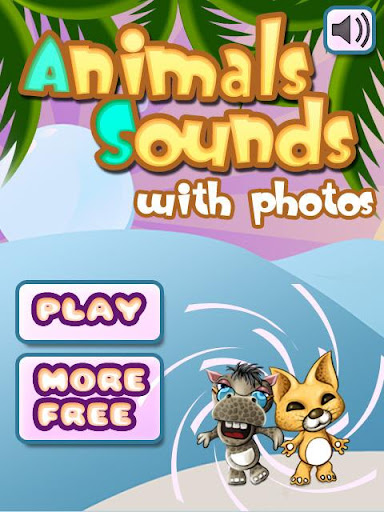 Animal Sounds with photos