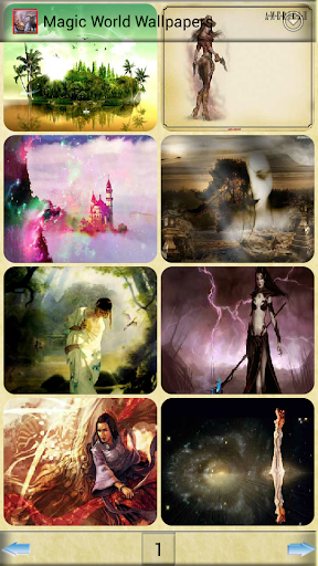 【免費漫畫App】魔幻世界壁紙-APP點子