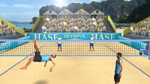 Beach Soccer - Foot Volley