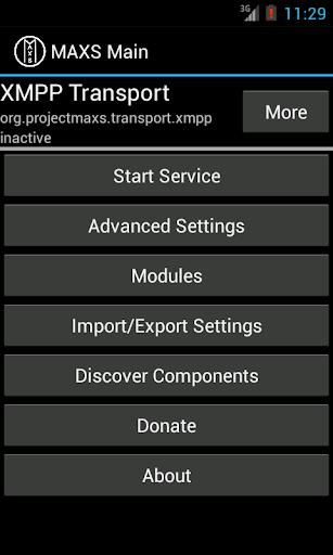 MAXS Module NFC