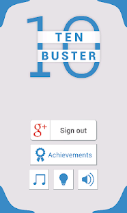 TenBuster- A Math Game - screenshot thumbnail