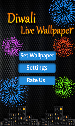 Diwali Night Live Wallpaper