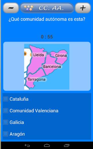 ¿Cuánto conoces España