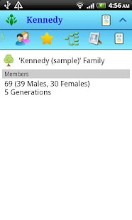 FamilyGTG (free) - screenshot thumbnail