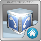 Winter Cube 4 Apex Launcher icon