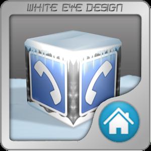 Winter Cube 4 Apex Launcher