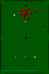 Snooker- screenshot thumbnail