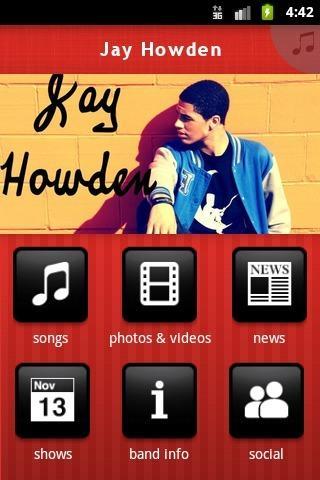 Jay Howden - screenshot