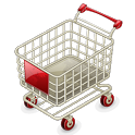 Shopping - mobile icon