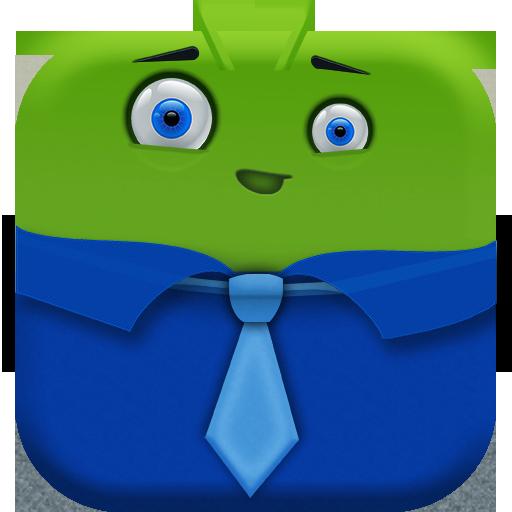 商业のアプリロック LOGO-記事Game