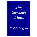 King Solomon's Mines-Book logo