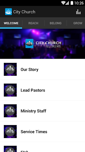 City Church App