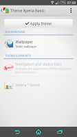 Screenshot of eXpeRianZ Basic Theme