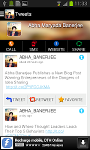 Abha Maryda Banerjee screenshot 4