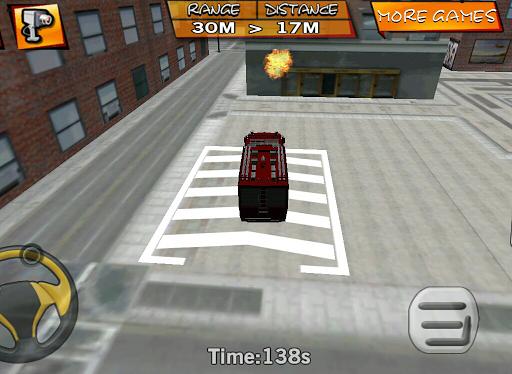 玩免費模擬APP|下載伟大的英雄 - 消防员 parking simulator app不用錢|硬是要APP