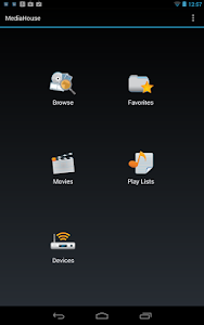 MediaHouse UPnP / DLNA Browser screenshot 1