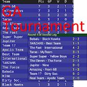 GA Tournament