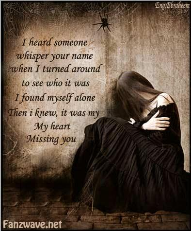 I Love N Miss You Quotes : ... of i miss you quotes find cute missing you quotes and share them with