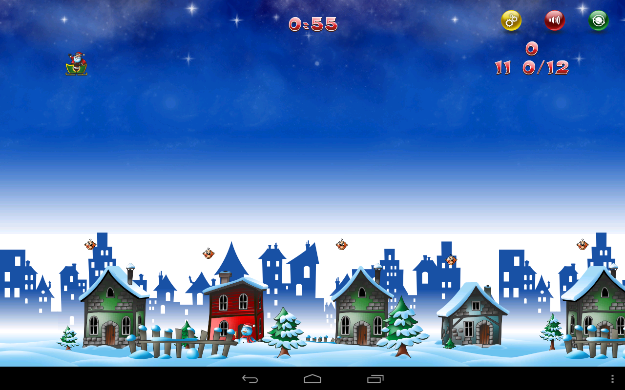 Santa Claus Free!!! - screenshot