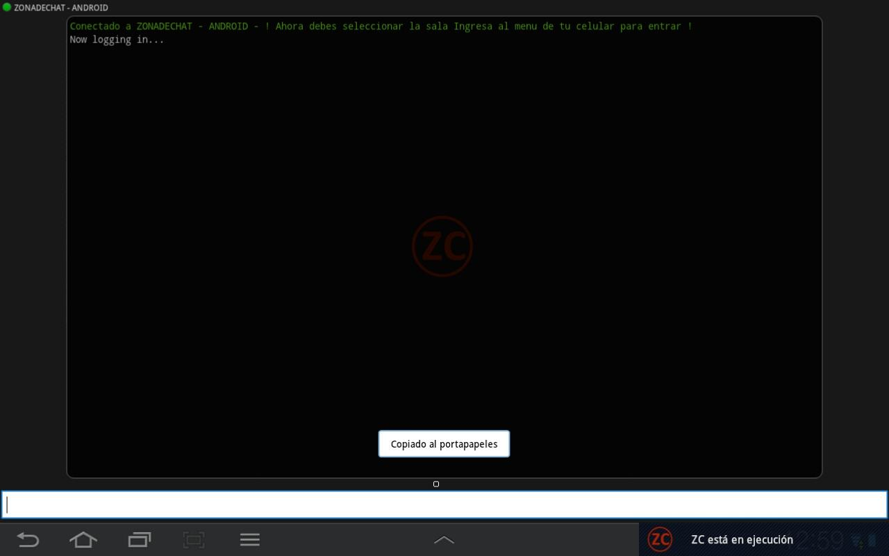 ZonadeChat -  Mi Chat Chileno.: captura de pantalla