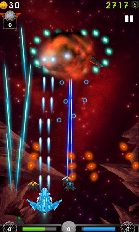 Galaxy Clash 2 : Space Wars - screenshot