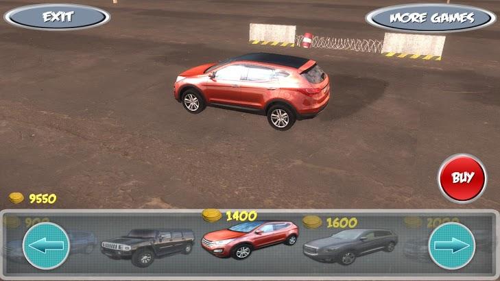 SUV Car Simulator 2- screenshot thumbnail