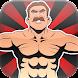 毎日スチール腹筋のトレーニングA6W