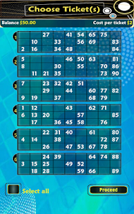 Pocket Bingo Free - screenshot thumbnail