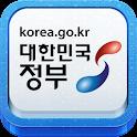 대한민국정부 logo