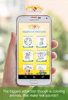 Screenshot of Coloring book FingerPen 🎨