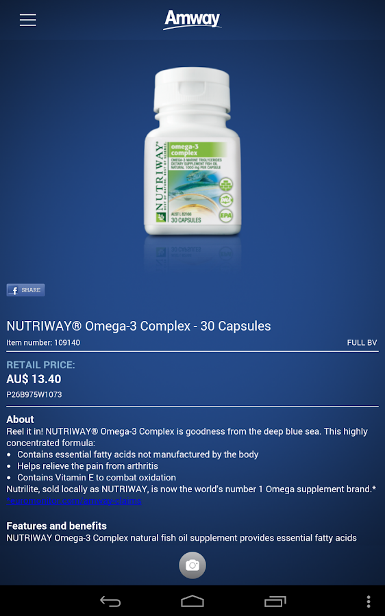 Amway Check Express - Android Apps on Google Play