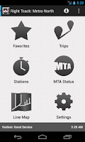 Screenshot of Right Track: Metro North & SLE