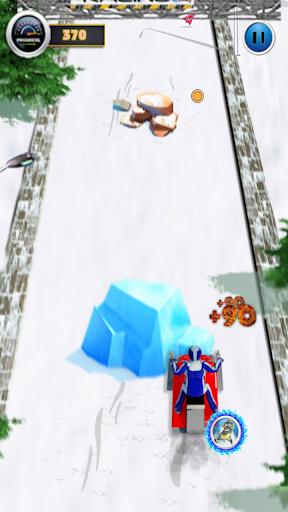 【免費賽車遊戲App】雪摩托賽車高清-APP點子