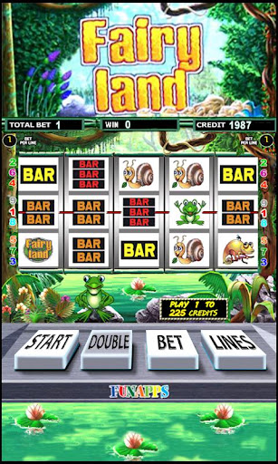 FairyLand Slots Screen Capture 2