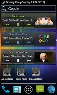 Game Music Radio - 8bit sound - screenshot thumbnail