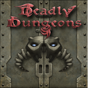Deadly Dungeons RPG logo