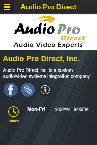 Audio Pro Direct