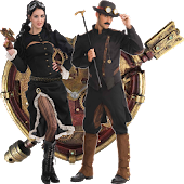 SteamPunk Clothing Accessories