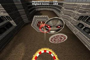 Screenshot of BlastABall FREE