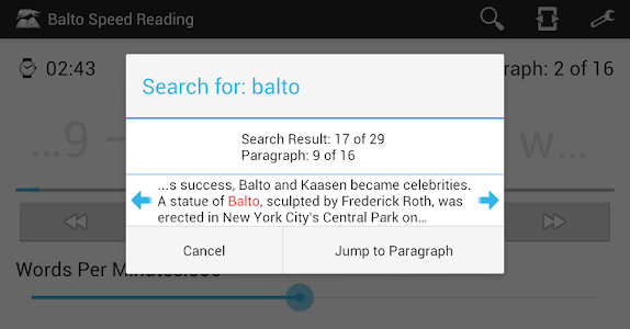 Balto Speed Reading v3.7d