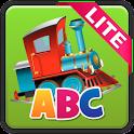 Kids ABC Letter Trains (Lite) icon