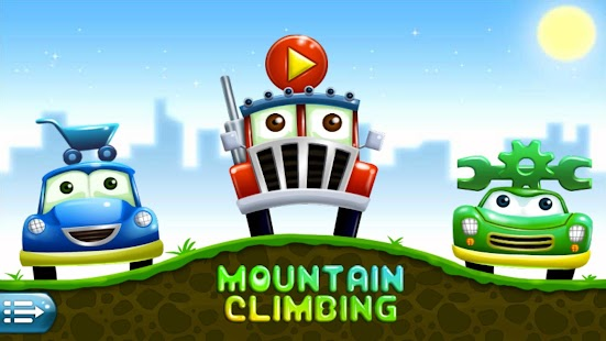Mountain Climbing : Hill Race