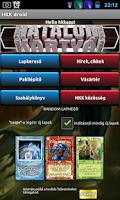 Screenshot of HKKdroid HKK Android telefonra