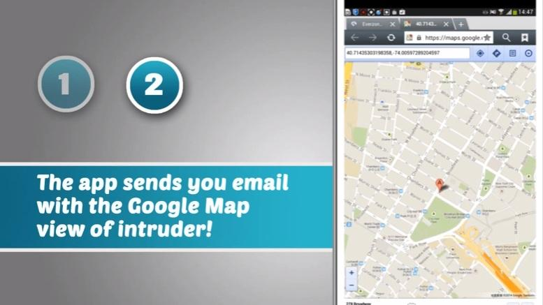 MySafeApp Pro - screenshot