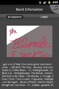 The Blonde Envy - screenshot thumbnail