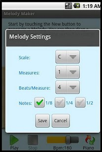 Melody Maker - screenshot thumbnail