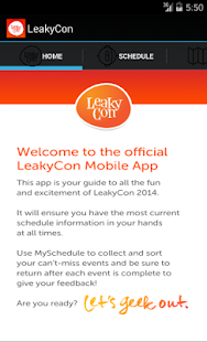 GeekyCon- screenshot thumbnail